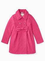 Kate Spade Toddlers fit & flare coat