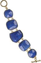 22-karat gold-plated bracelet