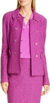 St. John Belle du Jour Knit Jacket