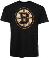 '47 Men's Boston Bruins Logo Scrum T-Shirt