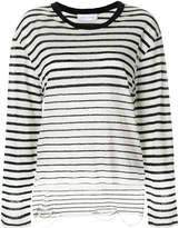 IRO striped sweater