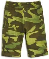 Diesel Boys' Pedik Camo Fleece Shorts