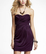 Express Rouched Tube Dress