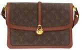 Louis Vuitton Pre-Owned Monogram Canvas Sac Vendome Shoulder Bag