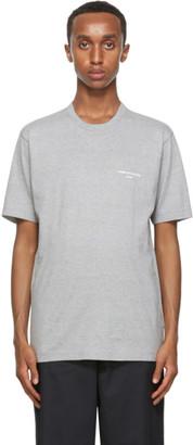 Comme des Garçons Homme Grey Logo T-Shirt