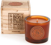 Archipelago Botanicals Wood Collection Amber Cedar Wood Boxed Candle 207g