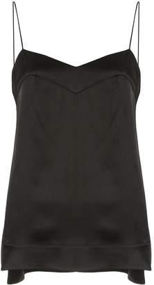 Manning Cartell high-low hem vest top