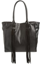 French Connection 'Laurel' Tote - Black
