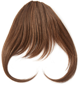 Hairdo. by Jessica Simpson & Ken Paves Chestnut Hair Extension Bangs