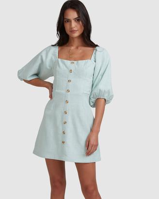 Billabong White Sand Dress