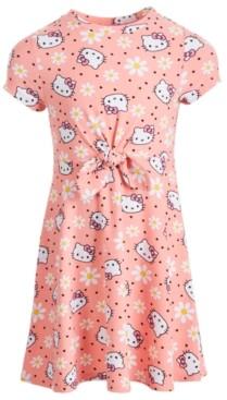 Hello Kitty Little Girls Flower Dress
