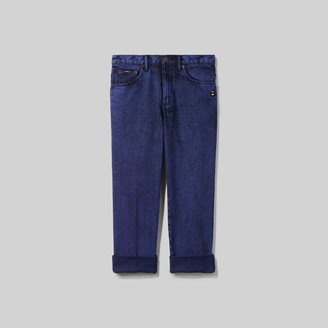 Marc Jacobs The Turn-Up Jean Overdye