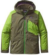 Patagonia Boys' Insulated Snowshot Jacket