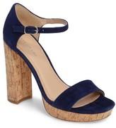 Pour La Victoire Women's Yvette Platform Ankle Strap Sandal