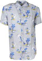 Drumohr Printed Shirt