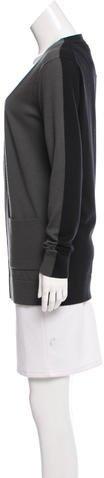 Balenciaga Cashmere V-Neck Cardigan w/ Tags