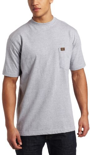 Wrangler Men's Regular Riggs Workwear Short Sleeve Pocket Tee