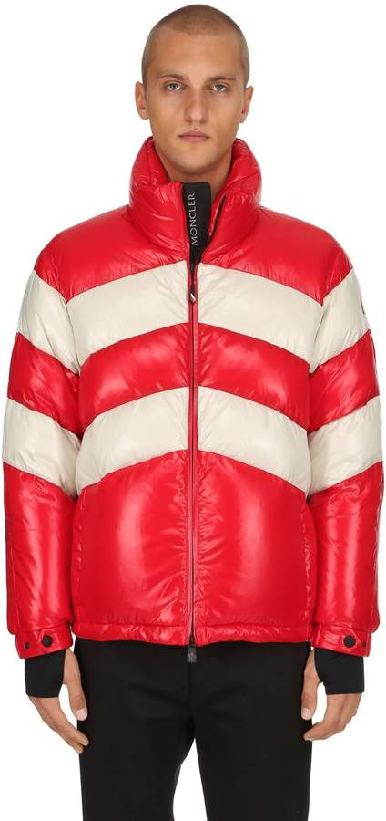 4ffc01e11 Golzern Nylon Laque Down Jacket