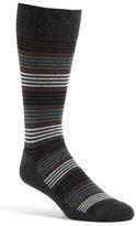 Nordstrom Fine Stripe Socks (3 for $30)