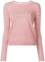 Forte Forte striped jumper - women - Cashmere/Wool - 0