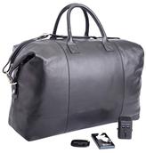 Royce Leather Duffel Bag Set