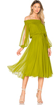 Erin Fetherston La Boheme Dress in Yellow