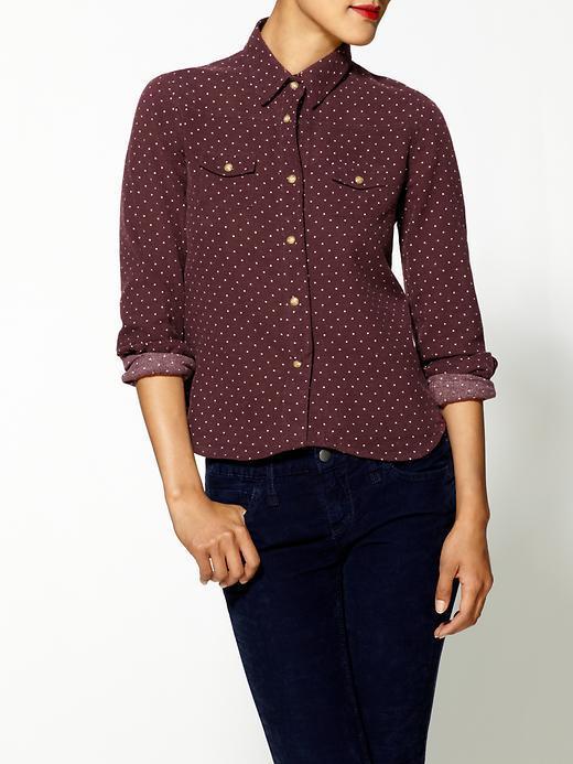 Joe's Jeans Mini Shirt