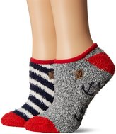 Sperry Women's Cozy Liners with Grippers Socks