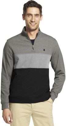 Izod Men's Advantage Performance Fleece Quarter-Zip Pullover
