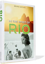 Assouline In The Spirit Of Rio By Bruno Astuto Hardcover Book - Yellow
