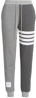 Thom Browne Striped Jogger Sweatpants