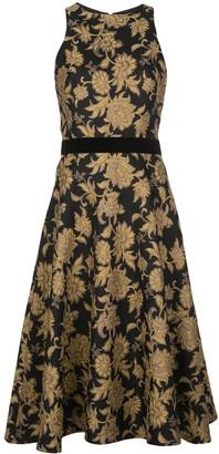Tadashi Shoji Preecha jacquard dress