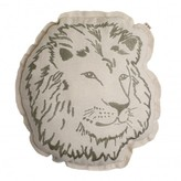 Numero 74 Lion cushion