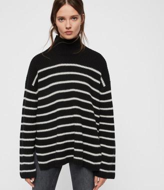 AllSaints Melody Cashmere Blend Sweater