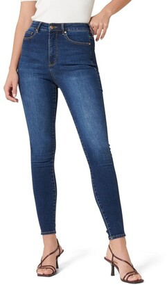Forever New Bella High Rise Sculpting Jeans Lt