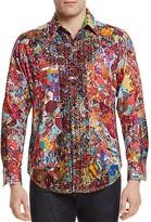 Robert Graham Limited Edition Mystical Garden Classic Fit Button-Down Shirt