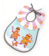 Mackenzie Childs MacKenzie-Childs Toddler's Gingerbread Bib