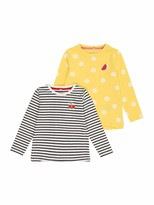NAME IT Baby-M/ädchen Nbfhappa Ss Top Box T-Shirt