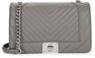 Karl Lagerfeld Paris Lara Leather Shoulder Bag