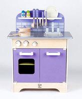Purple Kitchen Play Set
