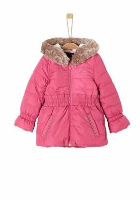 S'Oliver Girls' 58.909.52.6960 Coat