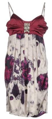 ELISABETTA FRANCHI for CELYN b. Short dress