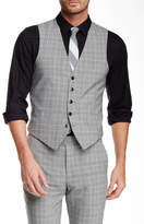 Original Penguin Taupe Five Button Vest