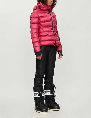 Moncler Grenoble Armotech high-neck padded shell jacket