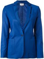 Paul & Joe notched lapel blazer - women - Polyamide/Spandex/Elastane/Viscose/Wool - 40