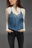 Dynamite Slip Cami with Lace
