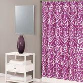 Trina Turk Ikat 72-Inch x 72-Inch Shower Curtain in Purple
