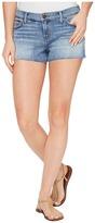 Hudson Kenzie Cut Off Five-Pocket Shorts in Defy Women's Shorts