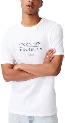 Cotton On Graphic Text T-Shirt