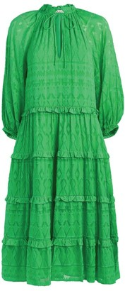 Alice + Olivia Alice+Olivia Layla Tiered Dress